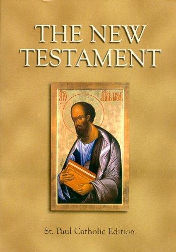 9780819851390: New Testament-OE-Catholic