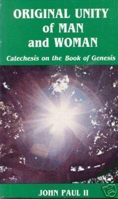 9780819854056: Original Unity of Man and Women