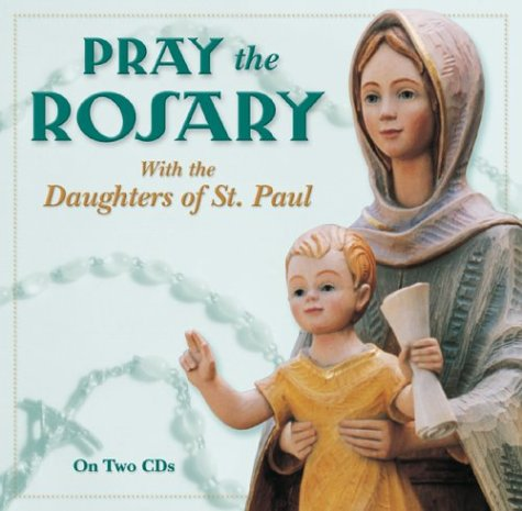 9780819859440: Pray the Rosary with the Daughters of St. Paul
