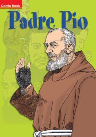 9780819859464: Padre Pio Comic Book