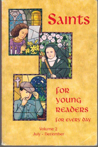 9780819869692: Saints for Young Readers for Every Day, Vol. 2: July-December