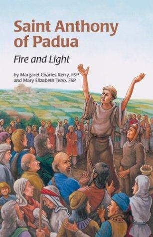 9780819870193: Saint Anthony of Padua: Fire and Light (Encounter the Saints Series, 1)