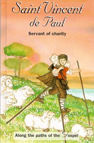 9780819870230: Saint Vincent de Paul: Servant of Charity