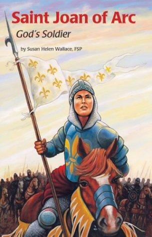 9780819870339: Saint Joan of Arc: God's Soldier (Encounter the Saints Series)