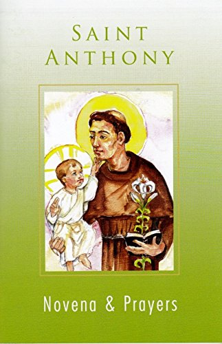 9780819870728: Saint Anthony Novena: Novena and Prayers