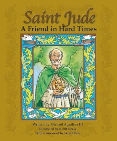9780819870759: Saint Jude: A Friend in Hard Times