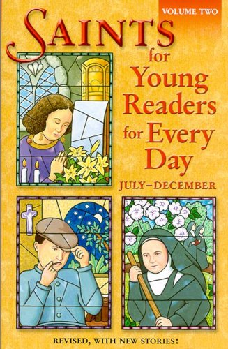 9780819870827: Saints for Young Readers for Every Day, Vol. 2: July-December