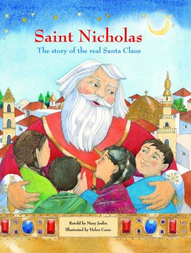 Saint Nicholas: Helen Cann Mary Joslin