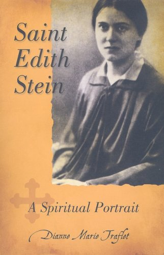 9780819871084: Saint Edith Stein Spirit Portr
