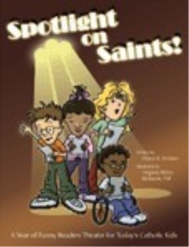 9780819871190: Spotlight on Saints
