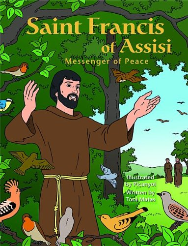 9780819872975: Saint Francis of Assisi: Messenger of Peace