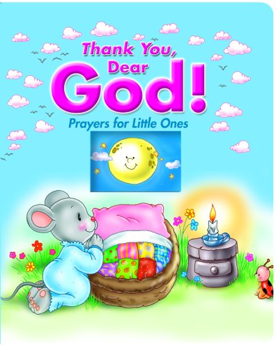9780819874177: Thank You Dear God!: Prayers for Little Ones