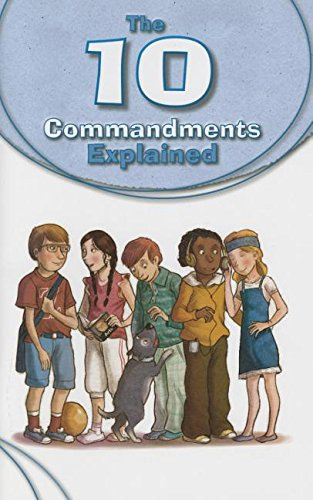9780819875235: The 10 Commandments Explained