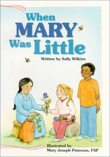 9780819882943: When Mary Was Little