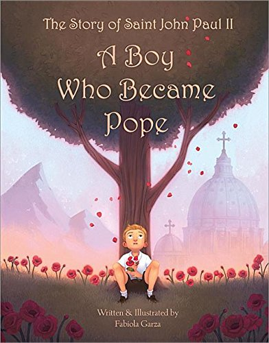 9780819890139: The Story of Saint John Paul II - Complete with Audio: A Boy Who Became Pope