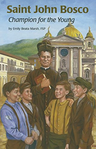 9780819890450: Saint John Bosco: Champion for the Young (Encounter the Saints)