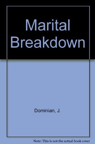 9780819901514: Marital Breakdown