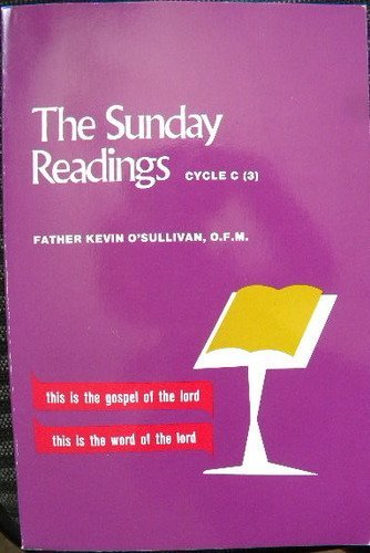 Sunday Readings Cycle C (0819904821) by O'Sullivan, Kevin