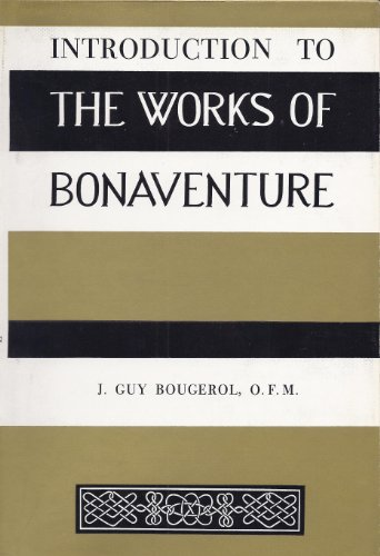 9780819905253: Introduction to the Works of Bonaventure