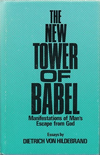 9780819906007: The New Tower of Babel