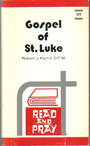 9780819906267: The Gospel of St. Luke (Read and Pray Series, No. 2)