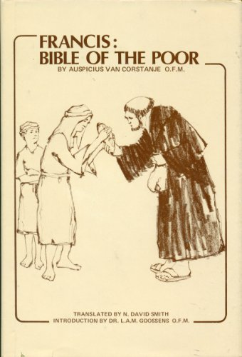 9780819906618: Francis, Bible of the poor