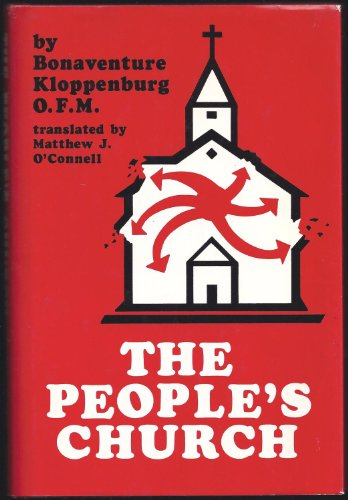 People's Church (English and Spanish Edition): Bonaventure Kloppenburg, Boaventura