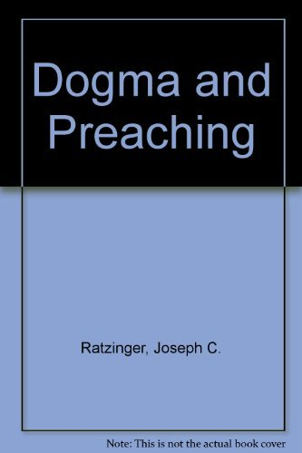 9780819908193: Dogma and Preaching