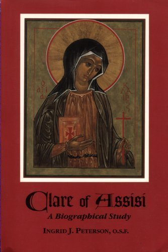 9780819909640: Clare of Assisi: A Biographical Study