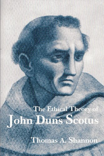 9780819909671: The Ethical Theory of John Duns Scotus
