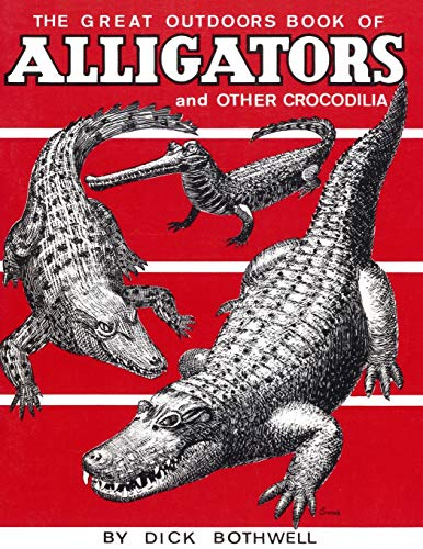 9780820003023: Great Outdoors Book of Alligators