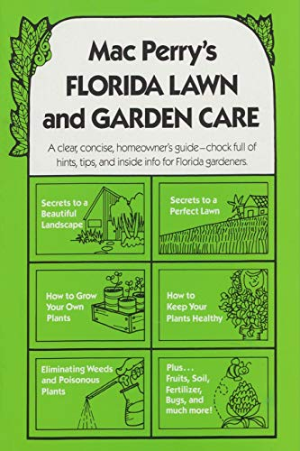 9780820004174: Mac Perry's Florida Lawn and Garden Care