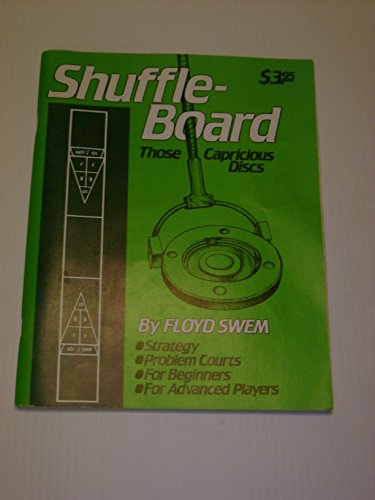 9780820006116: The Great Outdoors Book of Shuffleboard: Those Capricious Discs