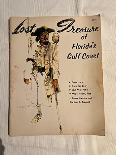9780820010267: Lost Treasures of Florida's Gulf Coast