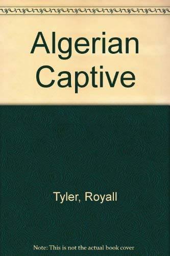 9780820110462: Algerian Captive