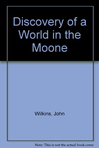 9780820111230: Discovery of a World in the Moone