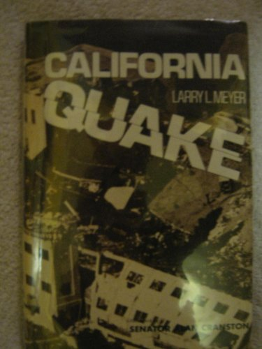 California quake: Larry L Meyer