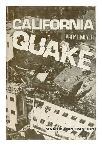 9780820201344: California quake