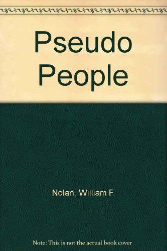 9780820250212: Pseudo People