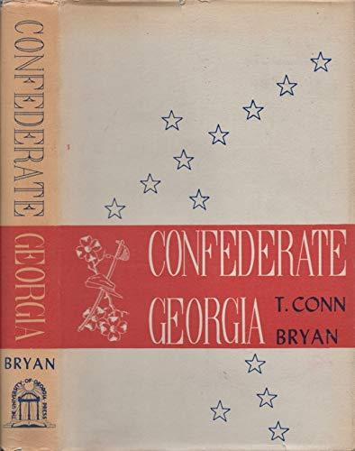 9780820300405: Confederate Georgia