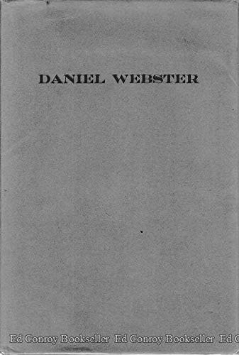 Daniel Webster and the politics of availability: Brown, Norman D