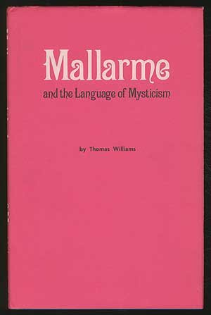 9780820302454: Mallarme and the Language of Mysticism