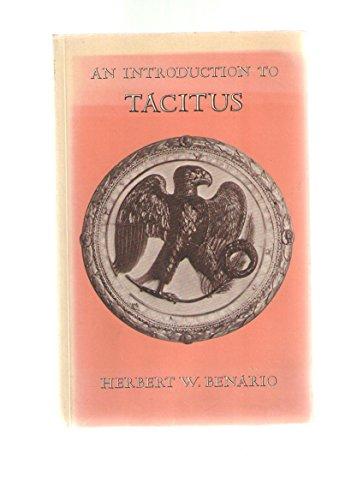 9780820303611: Introduction to Tacitus