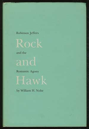 9780820304328: Rock and Hawk: Robinson Jeffers and the Romantic Agony