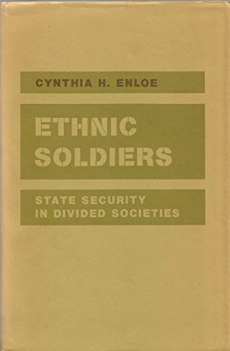 9780820305073: Ethnic Soldiers: State Security in Divided Societies