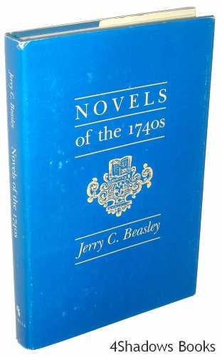 Novels of the 1740s: Beasley, Jerry
