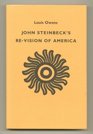 9780820307367: John Steinbeck's Re-Vision of America