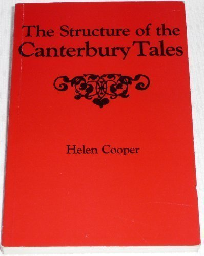 9780820307817: Structure of the Canterbury Tales