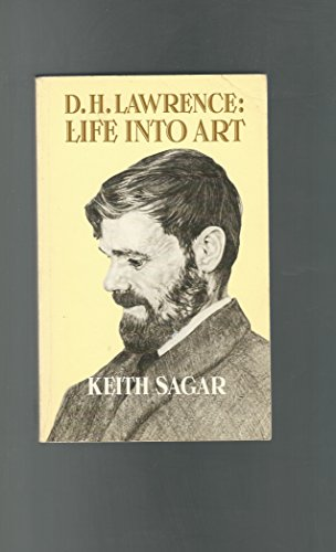 9780820308067: D.H.Lawrence: Life into Art