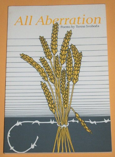 9780820308081: All Aberration: Poems